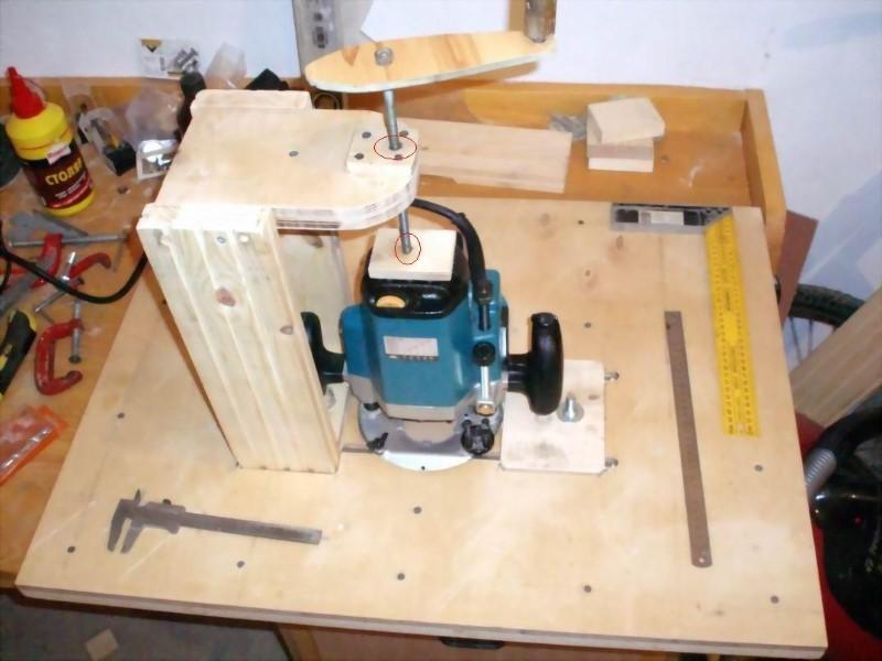Как работать ручным фрезером по дереву: выборка паза и нарезка шипов, изготовление мебели