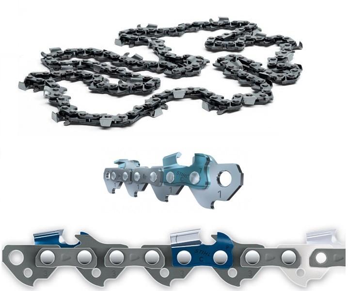 Выбираем цепь для бензопилы: какая лучше?