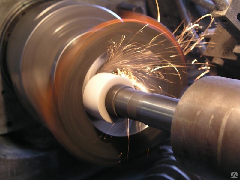 Абразивная обработка черных и цветных металлов: абразивы