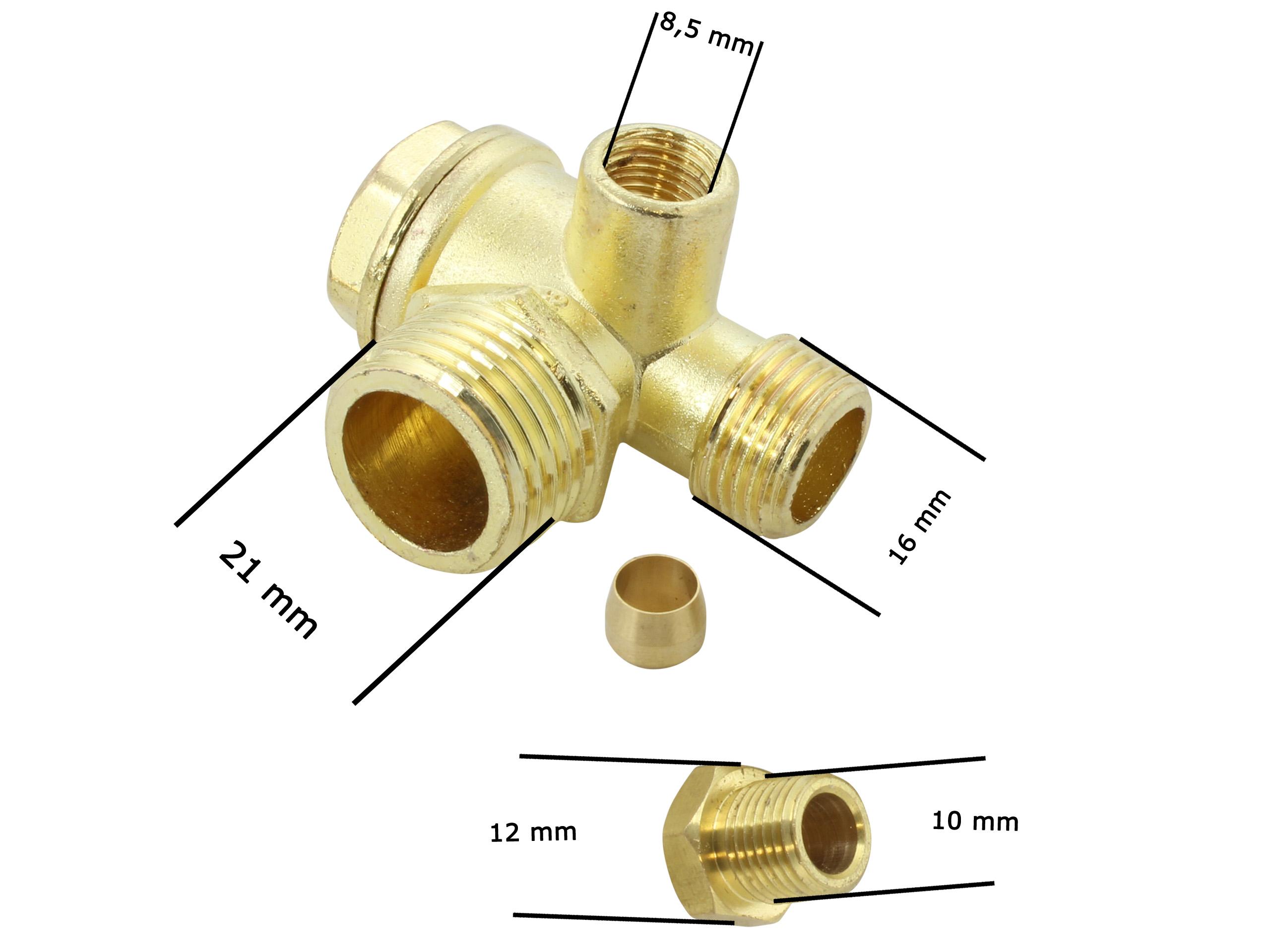 Обратный компрессорный клапан — устройство, назначение, виды