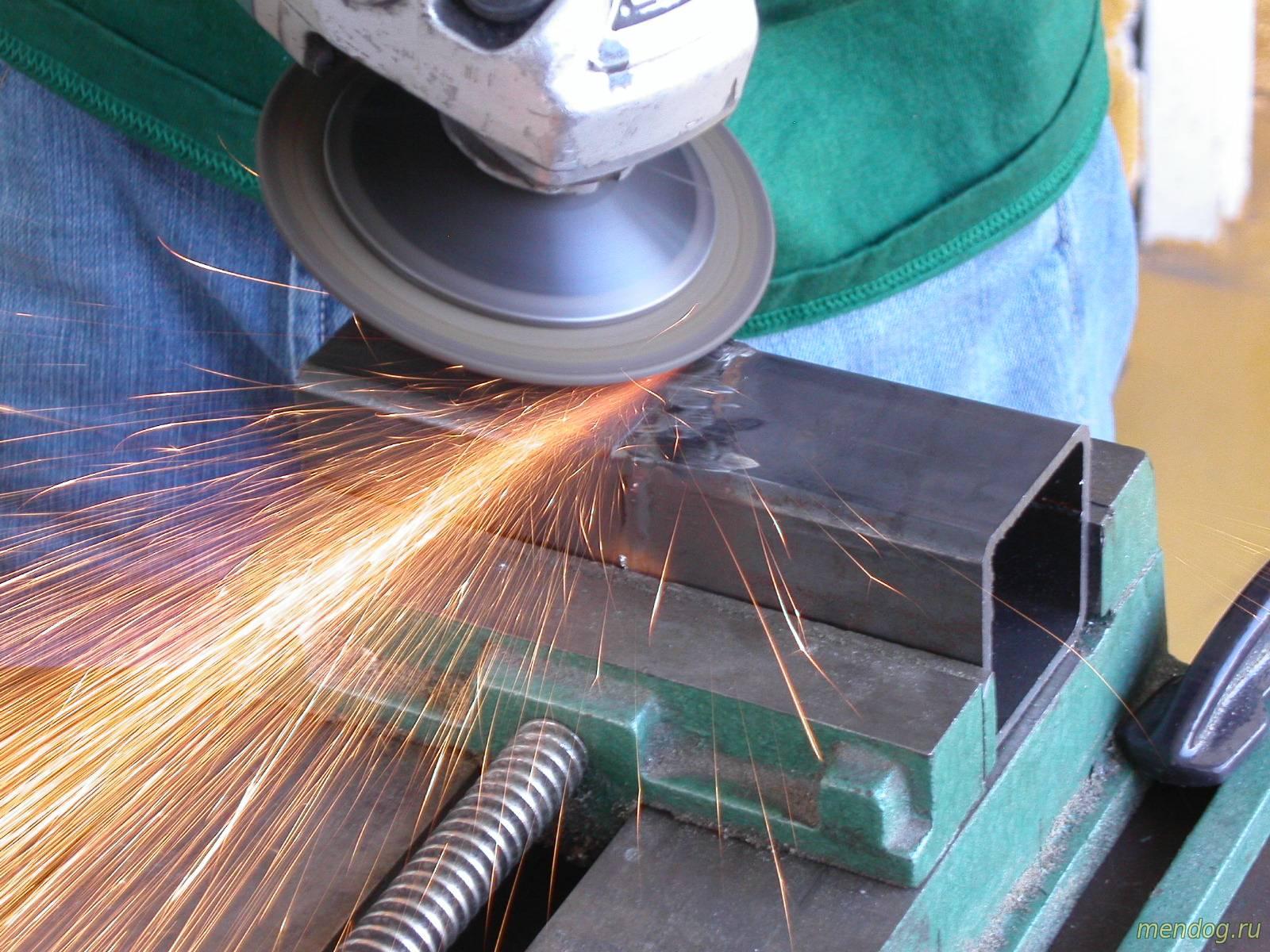 Шлифование металла: методы и абразивы для шлифовки изделий