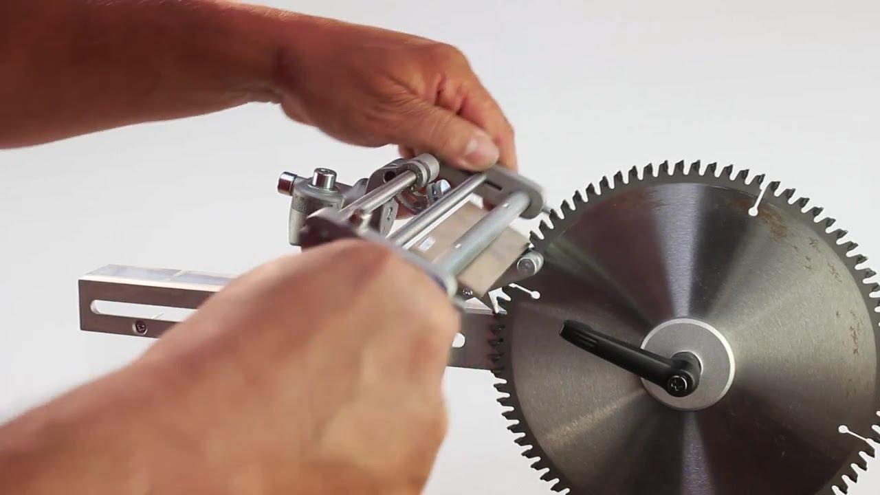 Какой станок для заточки дисковых пил (пильных дисков) лучше?