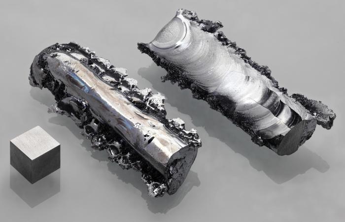 Температура плавления металлов. самый тугоплавкий и легкоплавкий металл