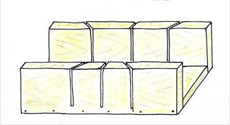 Как вырезать угол на потолочном плинтусе со стуслом и без: инструкция для «чайников»