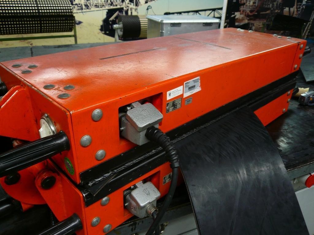 Детальконвейер: стыковка конвейерных лент