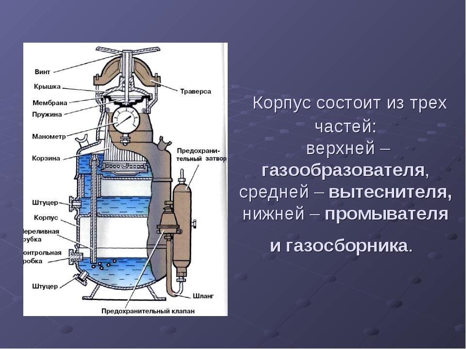 Генератор ацетиленовый асп-10 - купить по доступной цене с доставкой по москве и рф