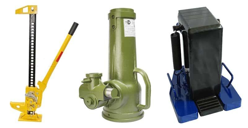 Винтовые бутылочные домкраты: обзор моделей грузоподъемности 2 т и другой, устройство и выбор