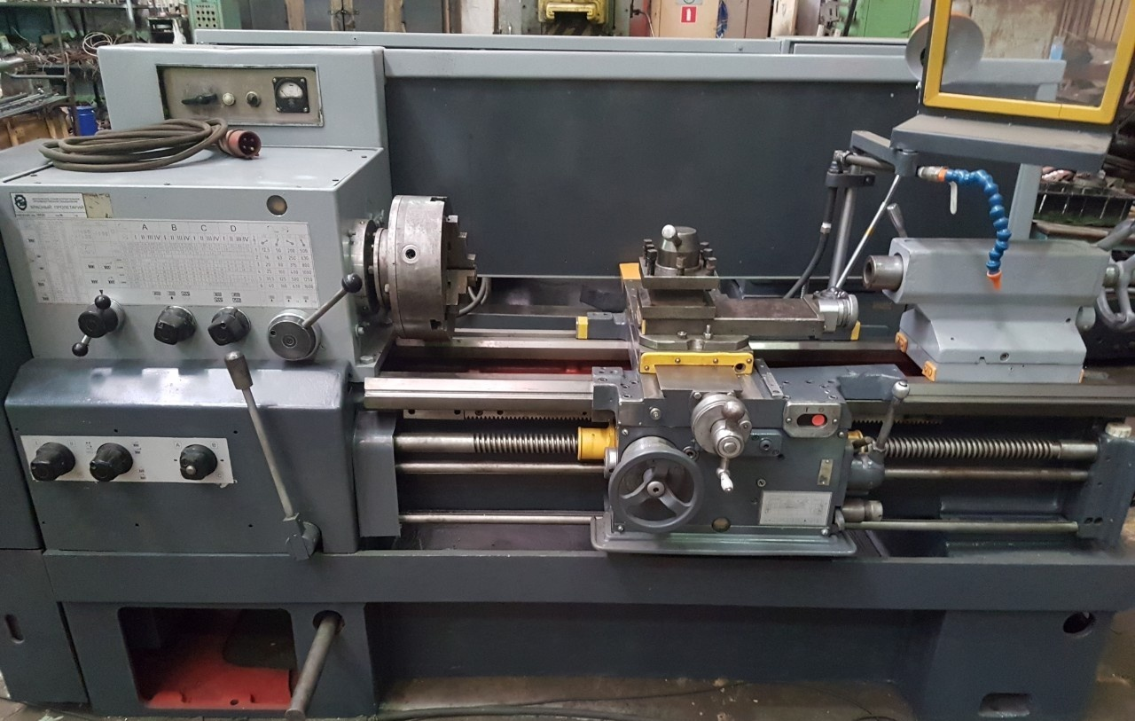 Технические характеристики, принцип работы и схемы токарного станка 16к20