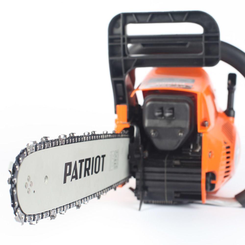 Бензопила patriot pt 4016 — бюджетная модель с современными характеристиками