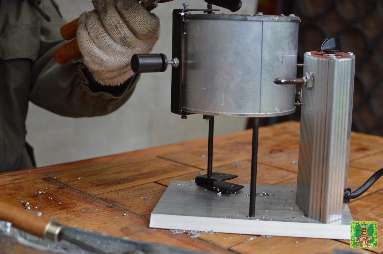 Изготовление свинцовых грузил для рыбалки своими руками