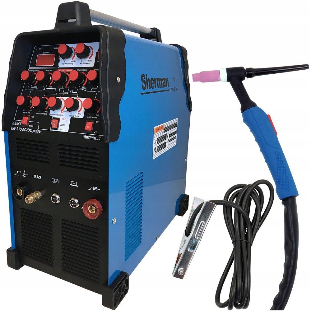 Сварка в инертных газах вольфрамовым электродом (tig)