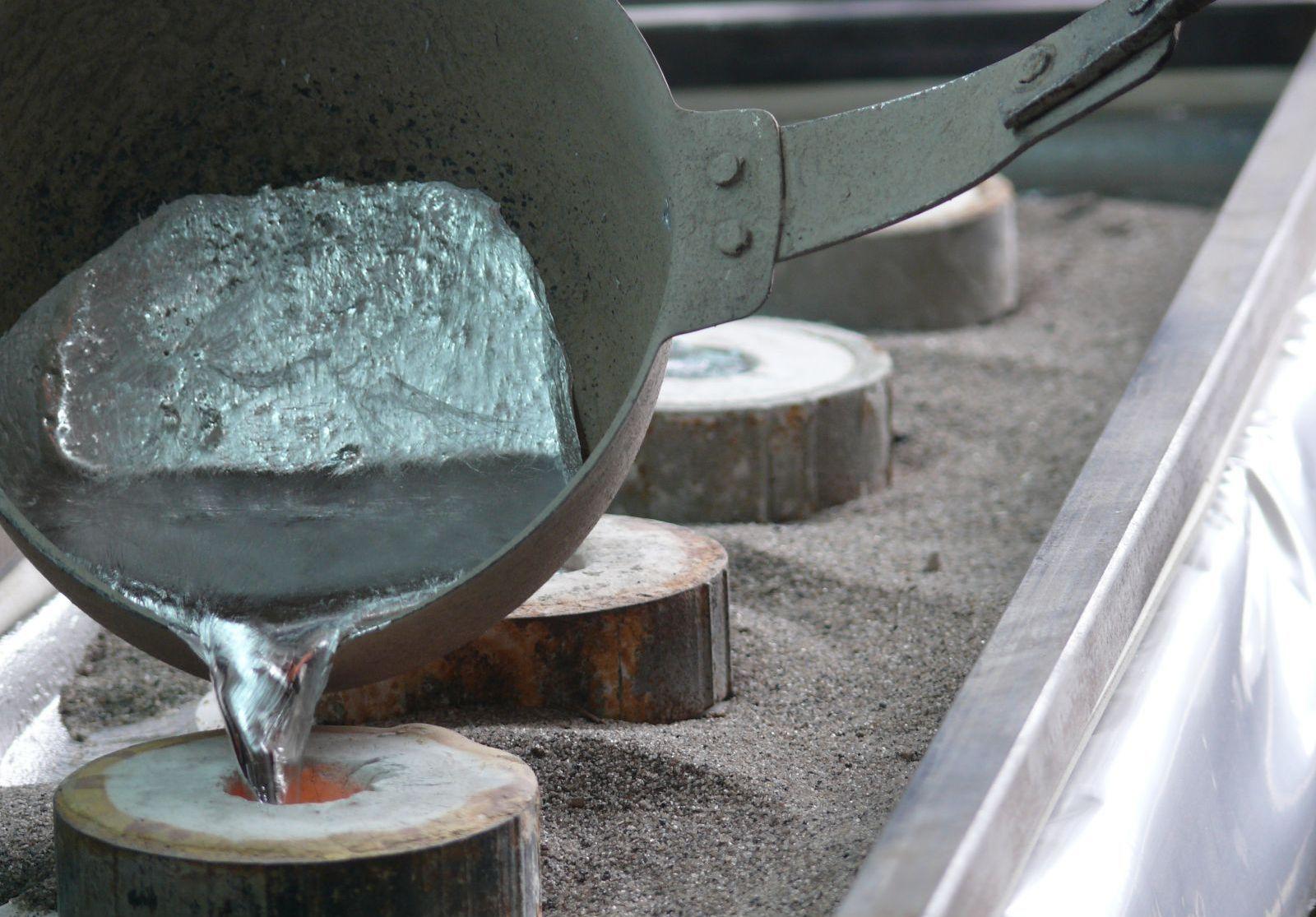 Изготовление формы для отливки алюминиевых деталей: секреты мастера