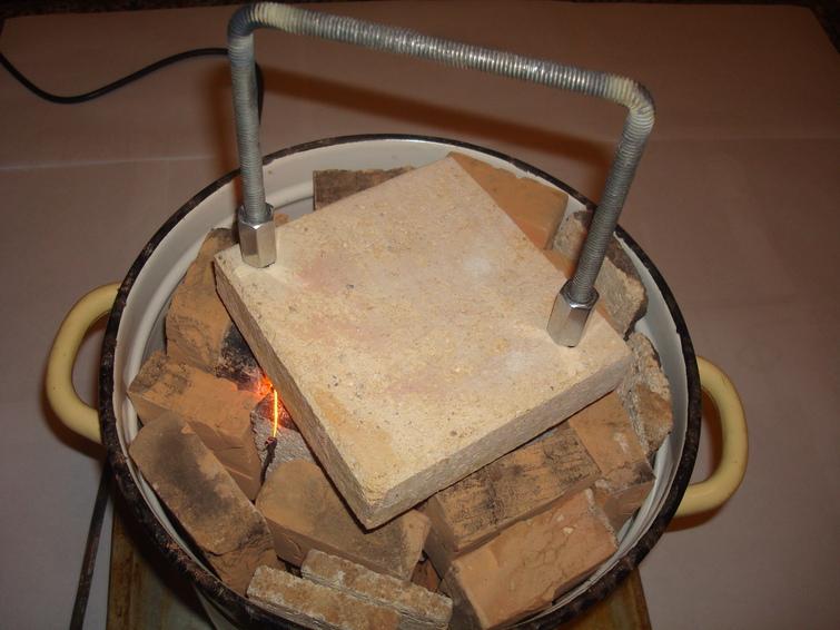 Как сделать муфельную печь для обжига керамики своими руками