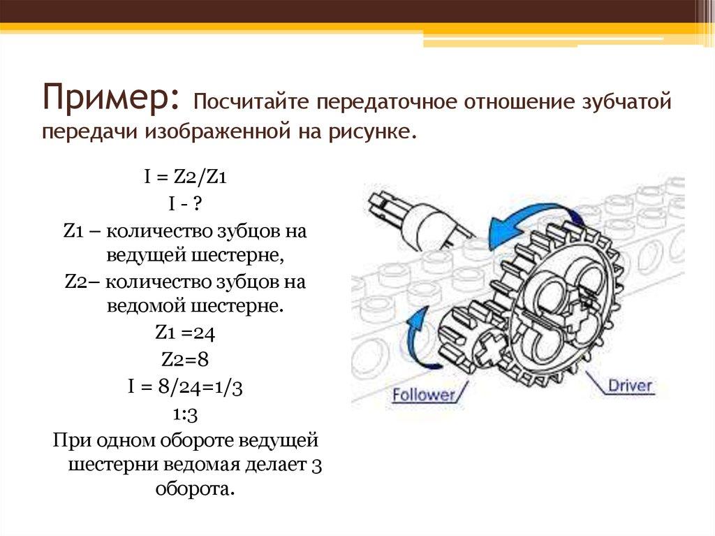 Передаточное число редуктора заднего моста :: syl.ru