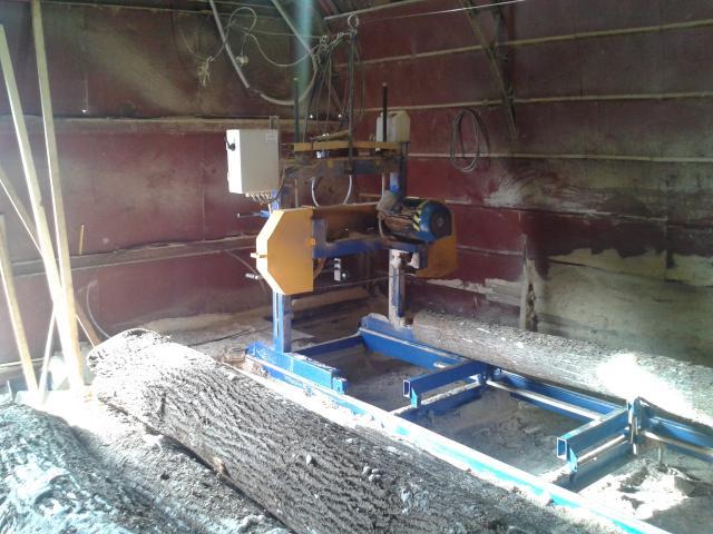 Станок деревообрабатывающий для вагонки