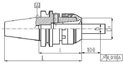 Как сделать цанговый патрон своими руками для фрезерного станка