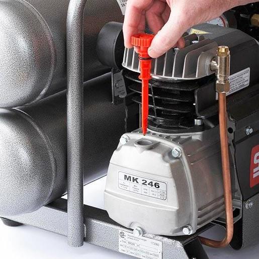 Масло для воздушного поршневого компрессора: маркировка, подходящая вязкость и марка