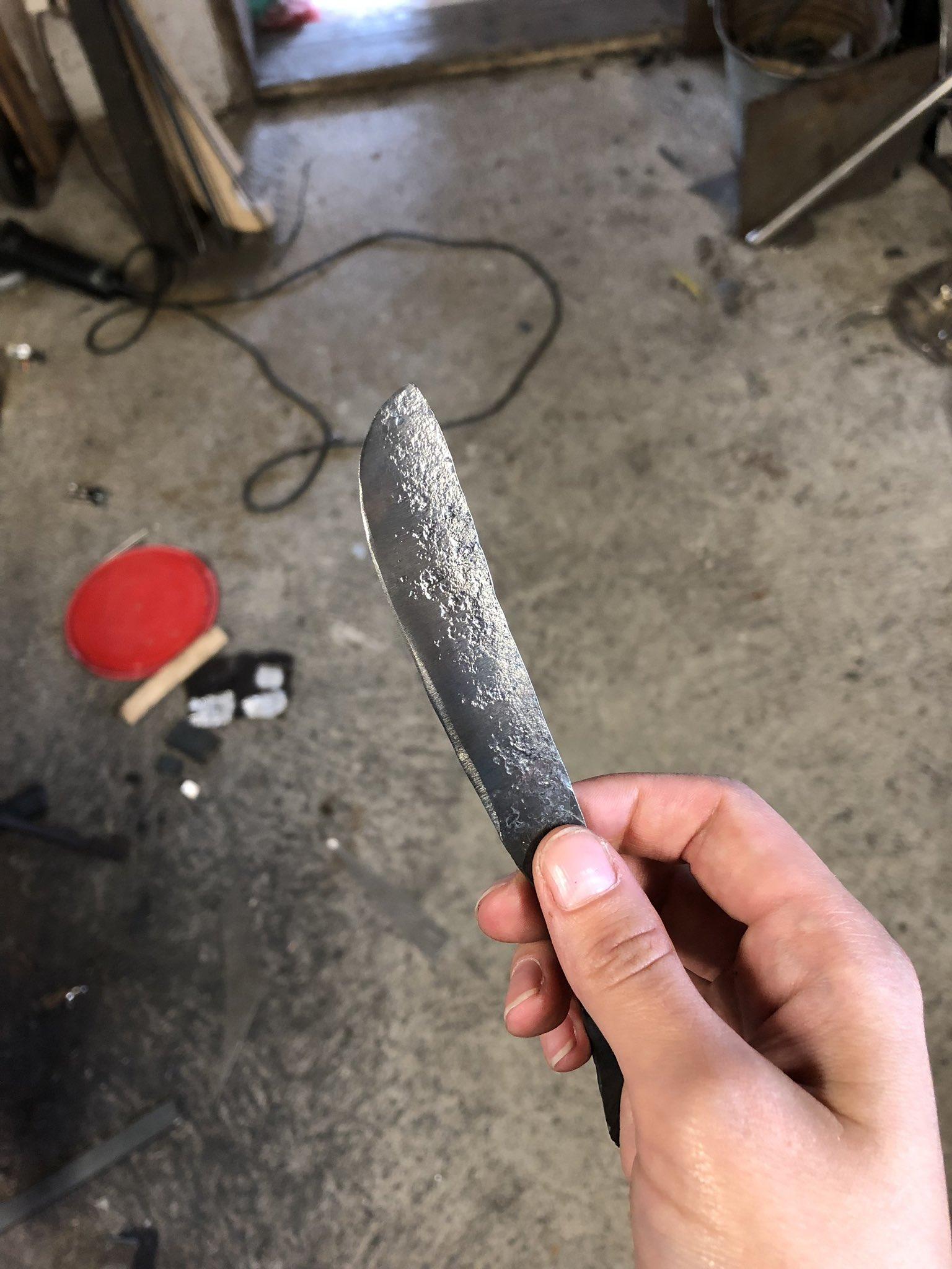 Изготовление ножа из рессоры своими руками, советы новичкам