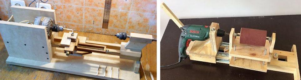 Изготовление самодельного токарного станка по дереву