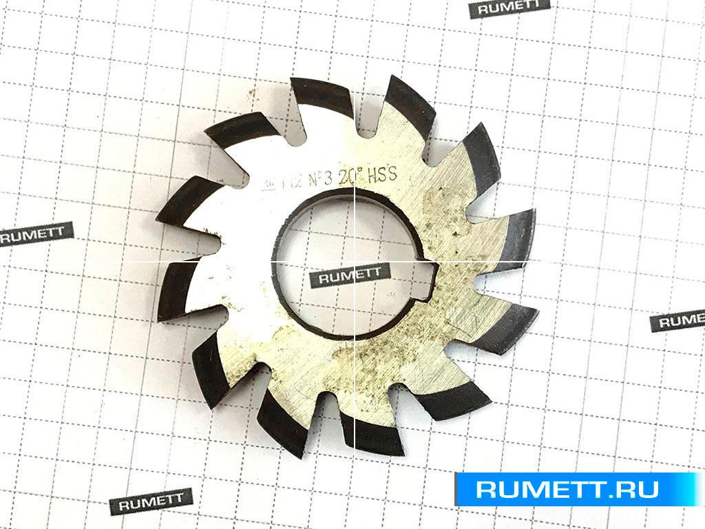 Современные методы и технологические решения эффективной обработки зубчатых колес крупного модуля