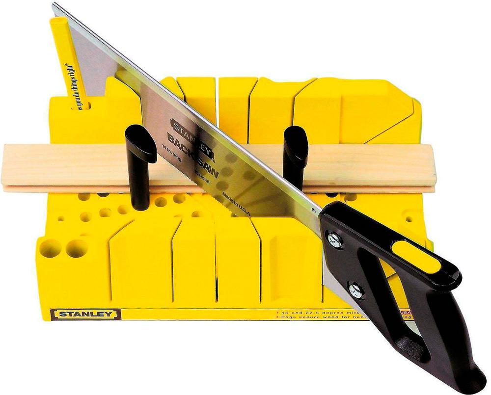Как пользоваться стуслом для потолочных и напольных плинтусов?