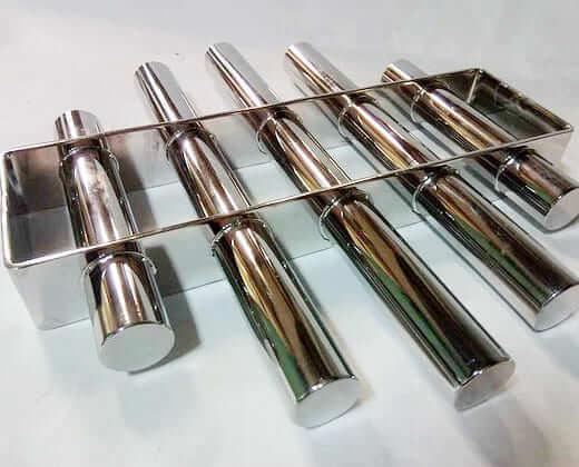 Полировка нержавеющей стали: матовая, зеркальная, шлифованная