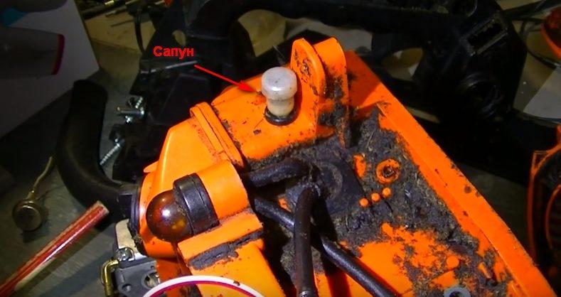 Не заводится бензопила - причины плохой работы на холодную, горячую