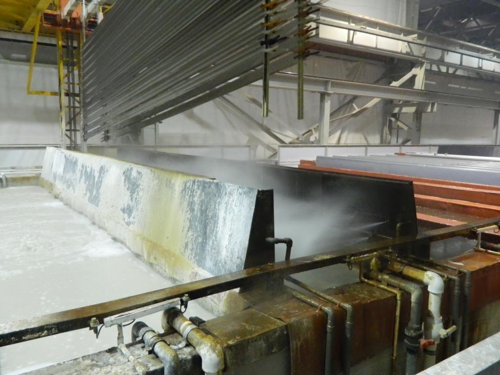 Оксидирование металла: что это, виды обработки сталей и сплавов