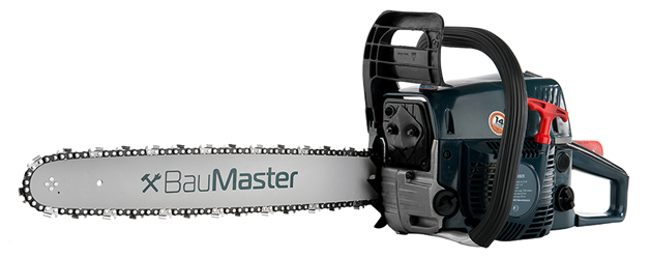 Бензопилы Баумастер (Baumaster) — популярные модели, отзывы, ремонт