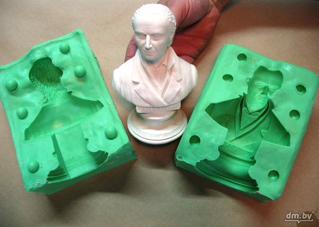 Шликерное литье: метод, гипсовые формы, технология