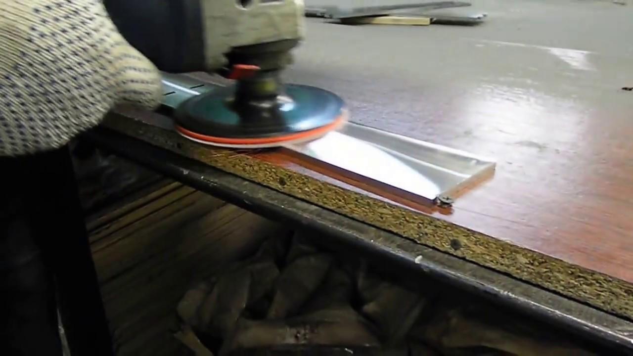 Полировка нержавейки в домашних условиях - металлы и металлообработка