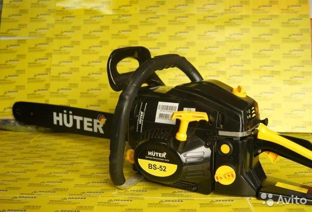 Бензопилы huter (хутер) — модели их технические характеристики
