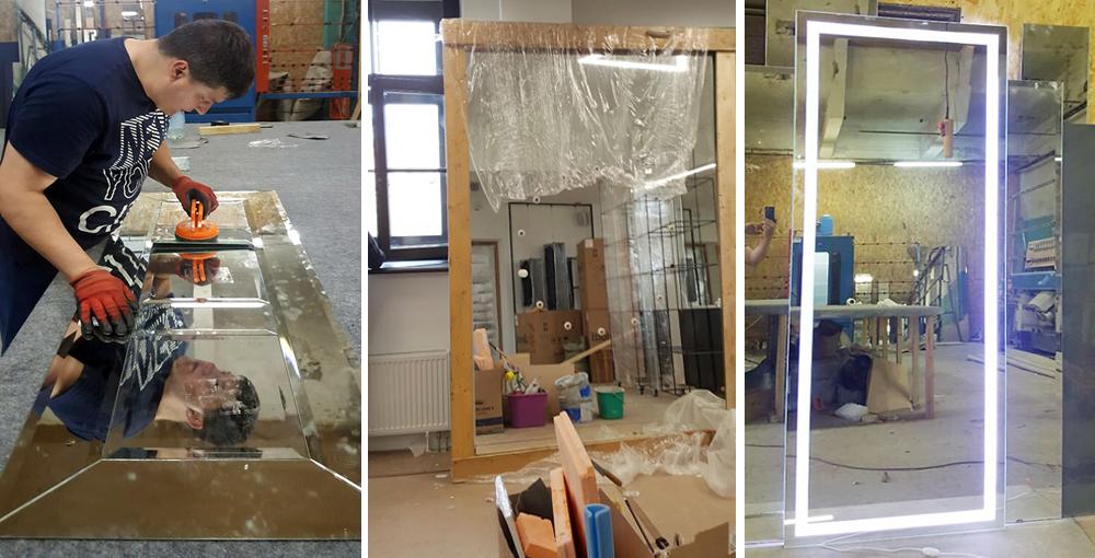 Обзор современного оборудования и технологий обработки стекла