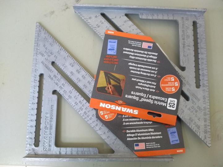 Метрический угольник свенсона: 10 полёзных приёмов применения