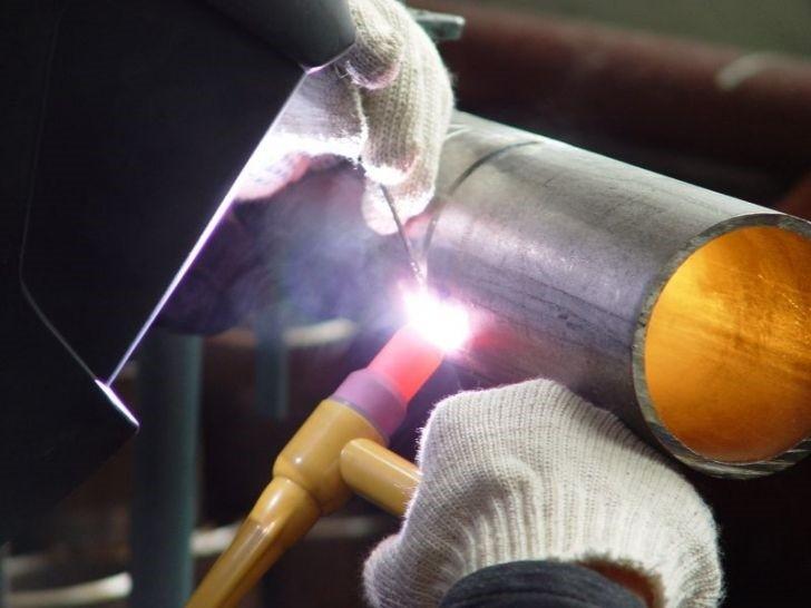 Технология сварки алюминия и нержавеющей стали аргоном, полуавтоматом