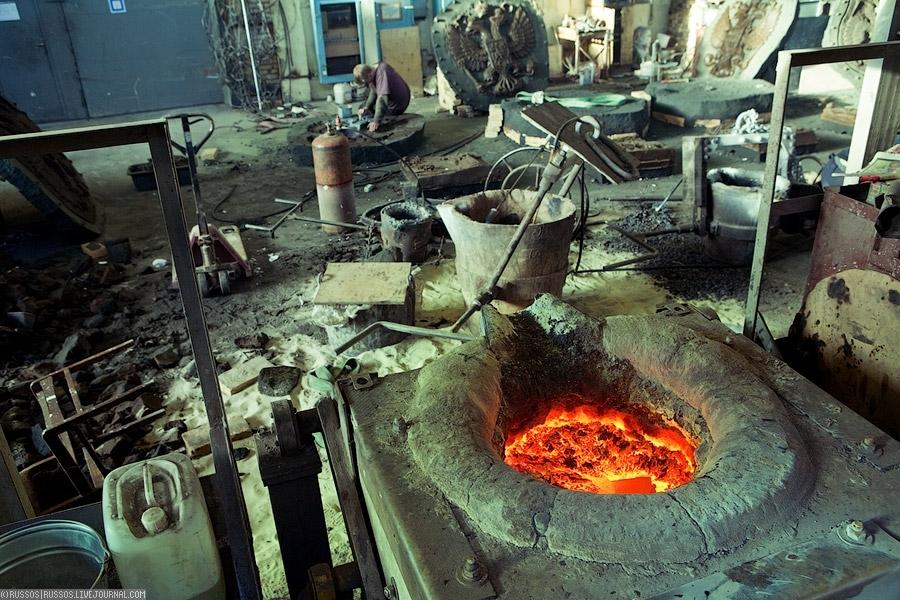 Технология литья бронзы в домашних условиях