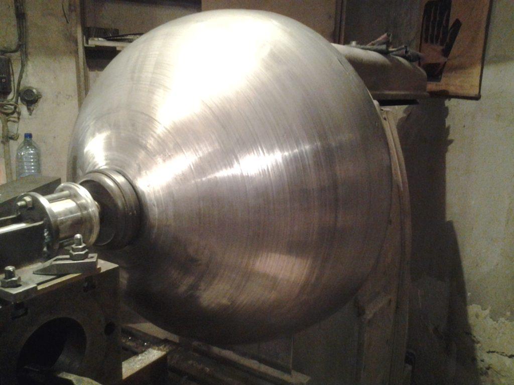 Ротационная вытяжка металла в санкт-петербурге