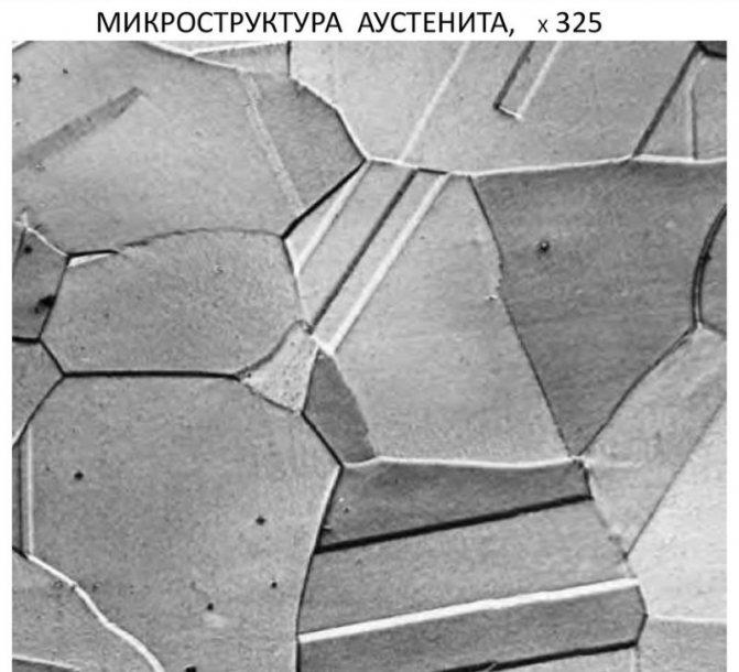 Аустенитная сталь