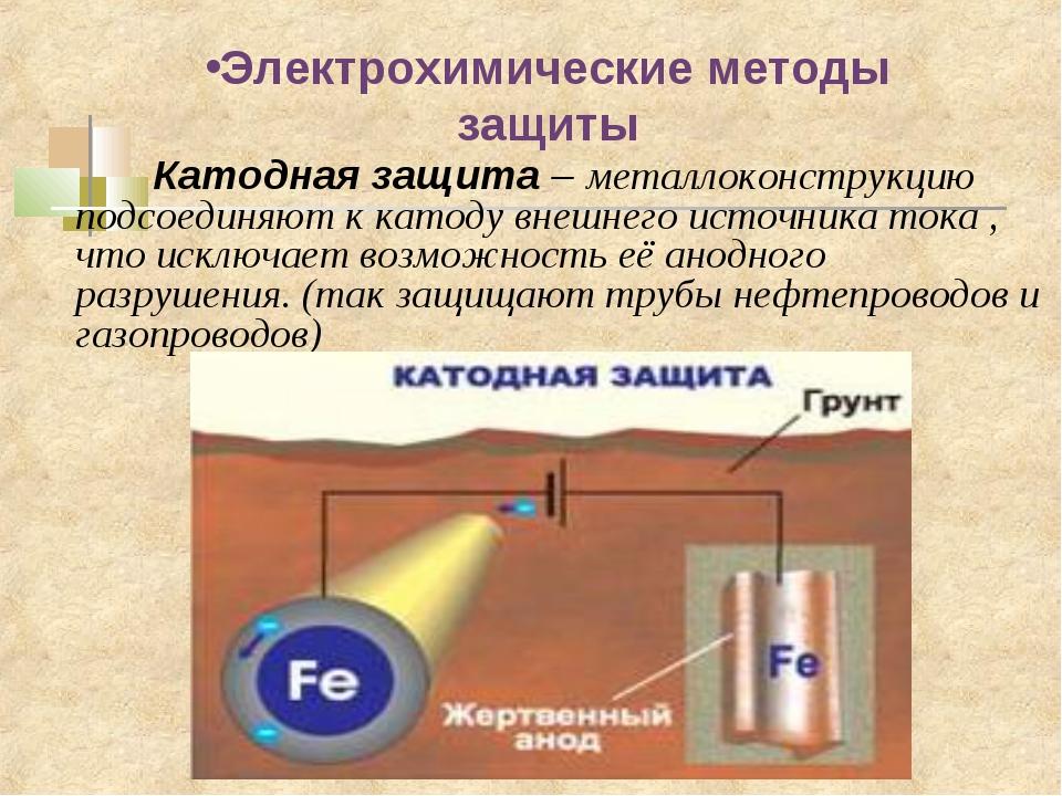 Защита металлоконструкций от коррозии, способы защиты, методы