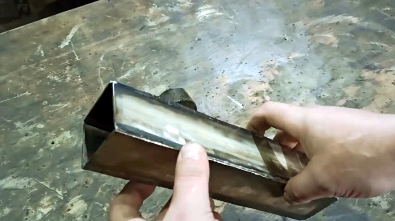 Воронение стали три проверенных способа чернения металла