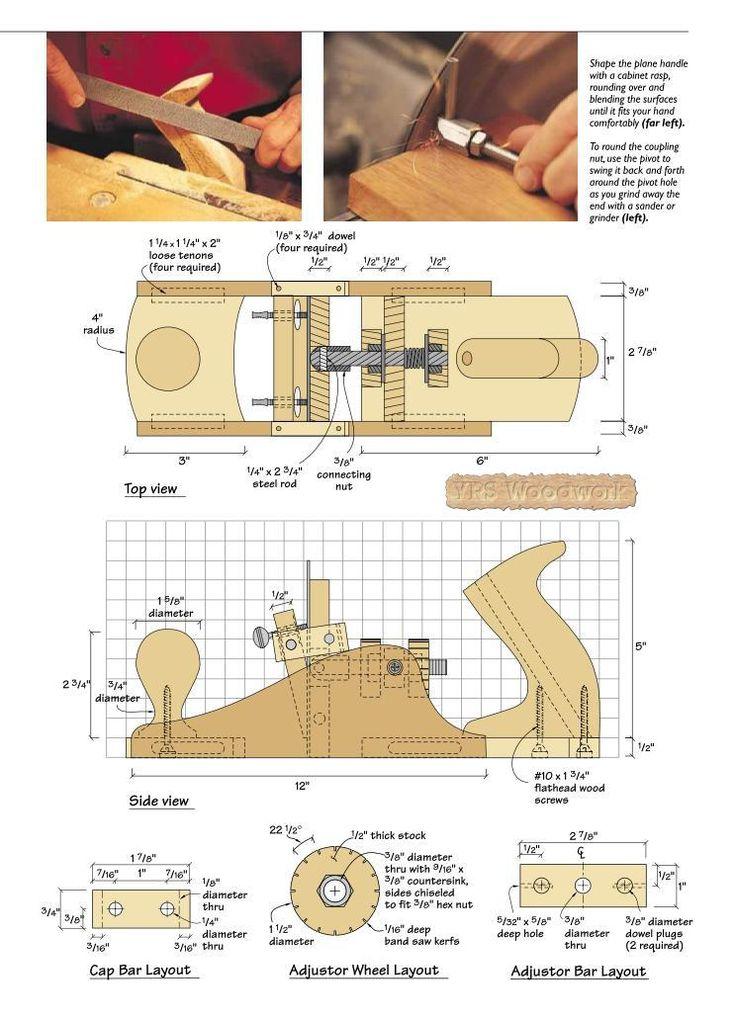 Электрорубанок своими руками: чертежи для самодельного электрического рубанка, из болгарки