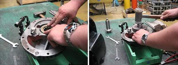 Как снять барабан со стиральной машины без помощи специалиста?