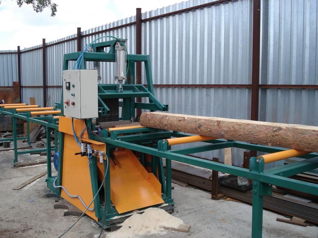 Применение многопильных станков в деревообработке