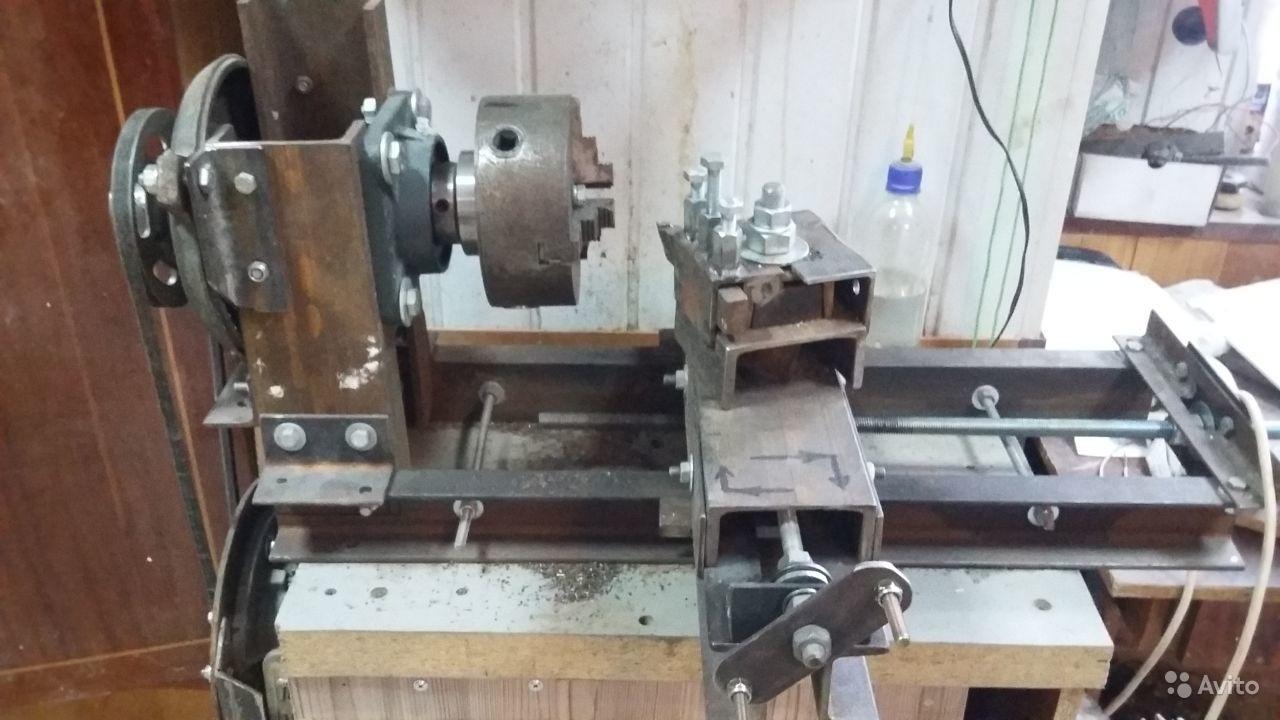 Как сделать мини токарный станок по металлу самостоятельно?