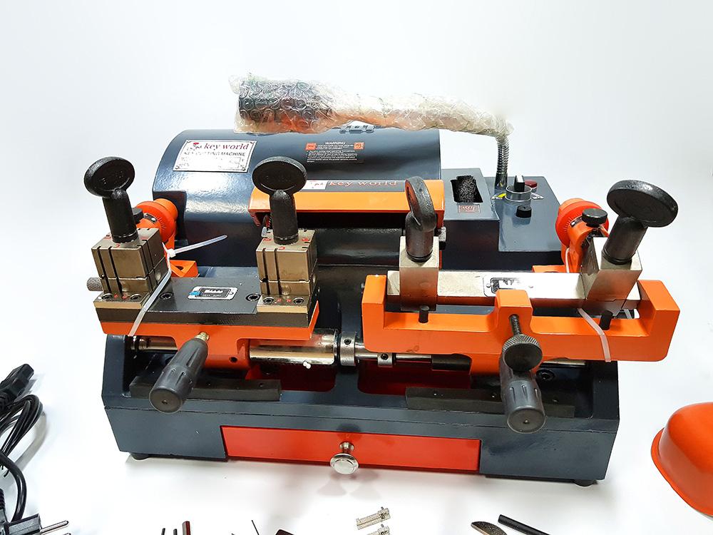 Станки для изготовления дубликатов ключей