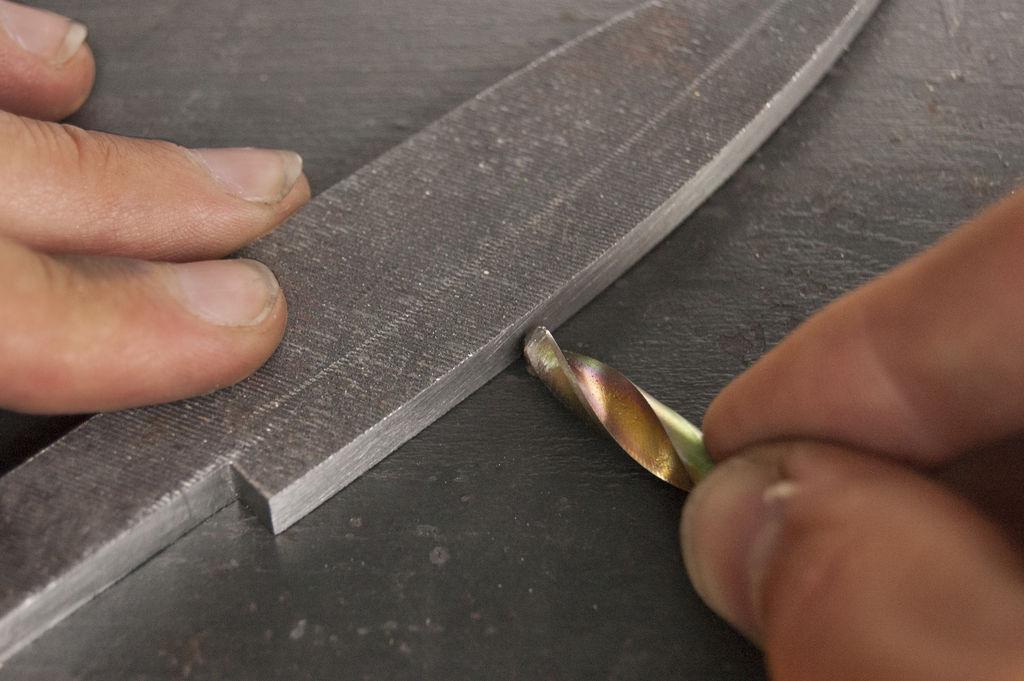 Как правильно закаливать ножи в домашних условиях, полезные советы