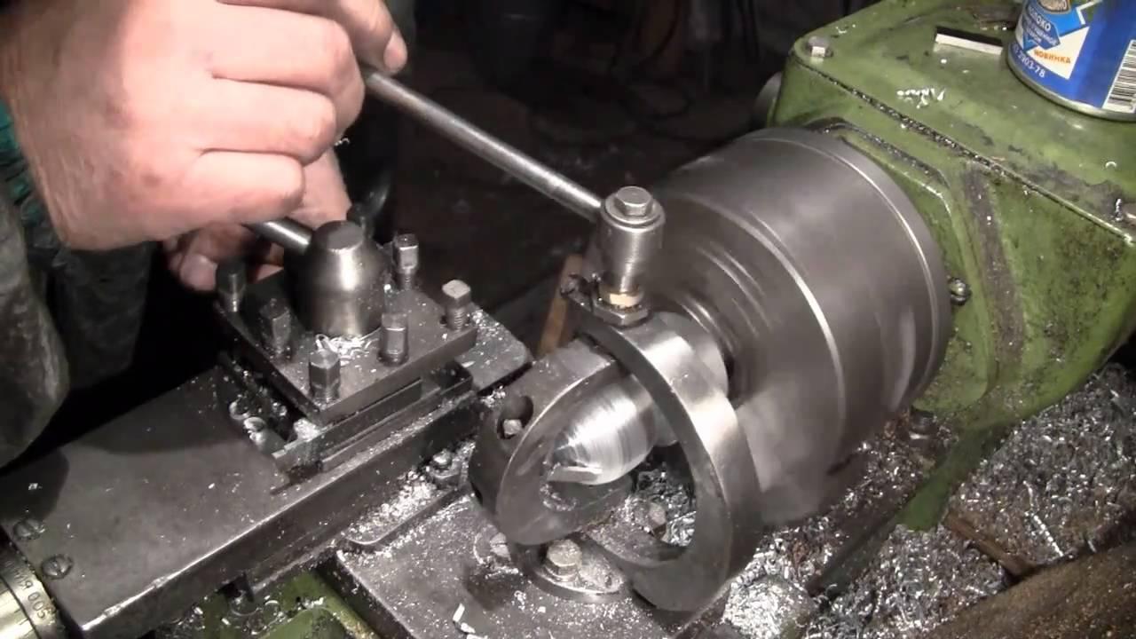 Как сделать сферу на токарном станке - moy-instrument.ru - обзор инструмента и техники