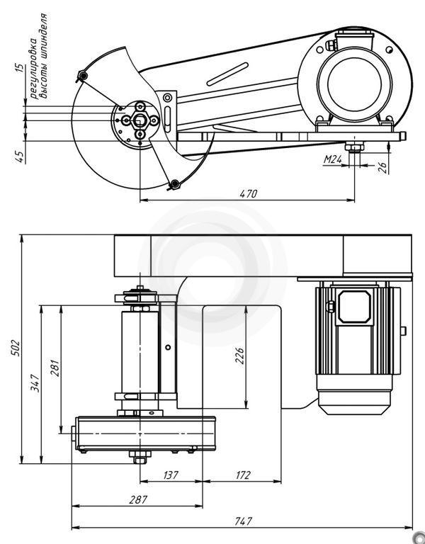 Шлифовальные головки токарных станков: чертежи, вгр-150 - токарь