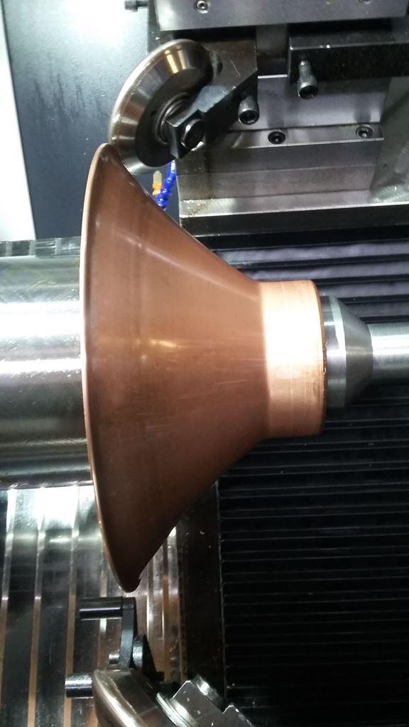 Технология ротационной вытяжки металла - в помощь хозяину