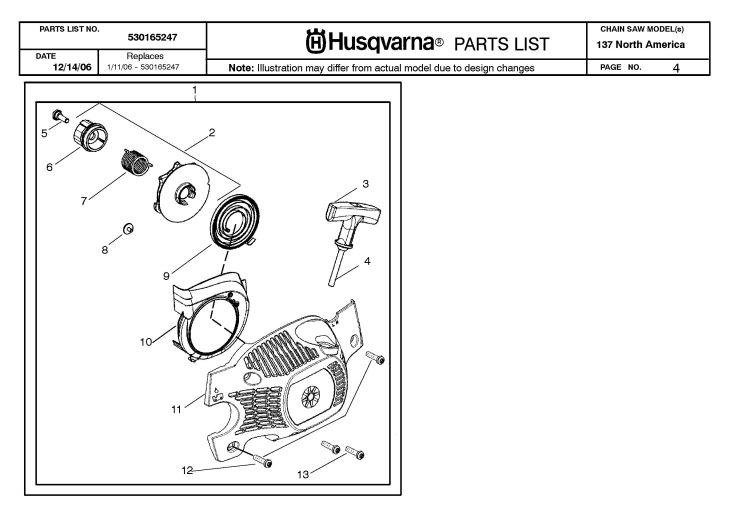 Замена поршневой группы бензопилы husqvarna 137-142